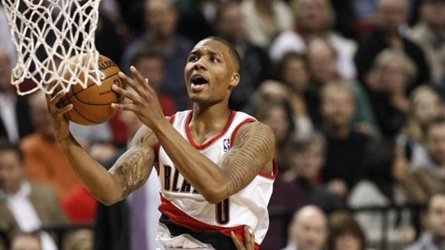 Basketball - Lillard named unanimous Rookie of the Year