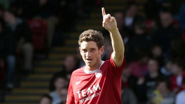 Scottish Football - Easy for Aberdeen in Irish friendly