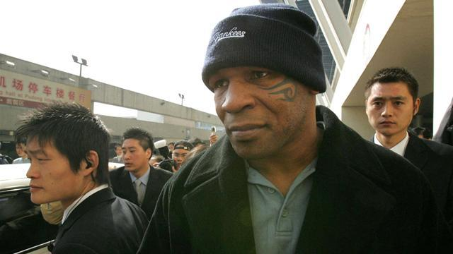 Mike Tyson barred from New Zealand again