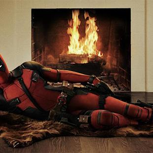 'Deadpool' First Look: Ryan Reynolds Channels Burt Reynolds, Lounges in Front of a Fire (Photo)