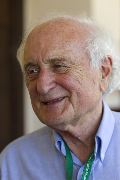 U.S. Congressman Sander Levin attends the meetings for the Trans-Pacific Partnership (TPP) in Lahaina