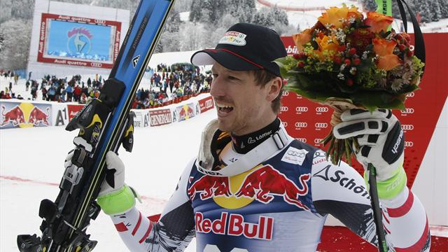 Alpine Skiing - Austrian Reichelt ruled out of Olympics