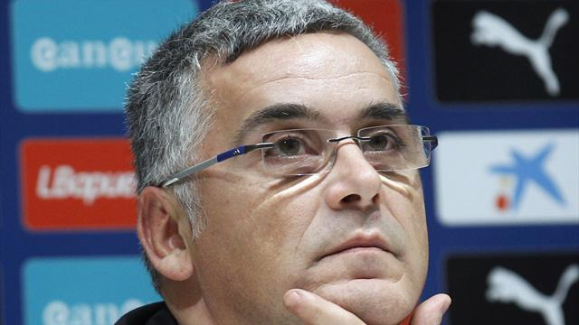 Liga - Collet: LFP not in line with Premier League