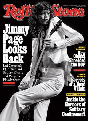 Cover Story Excerpt: Jimmy Page Looks Back on Led Zeppelin's Epic Ride