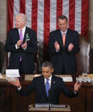 State of the Union vs. Christopher Dorner: National News Sticks With Obama, Locals on Big Bear Shootout
