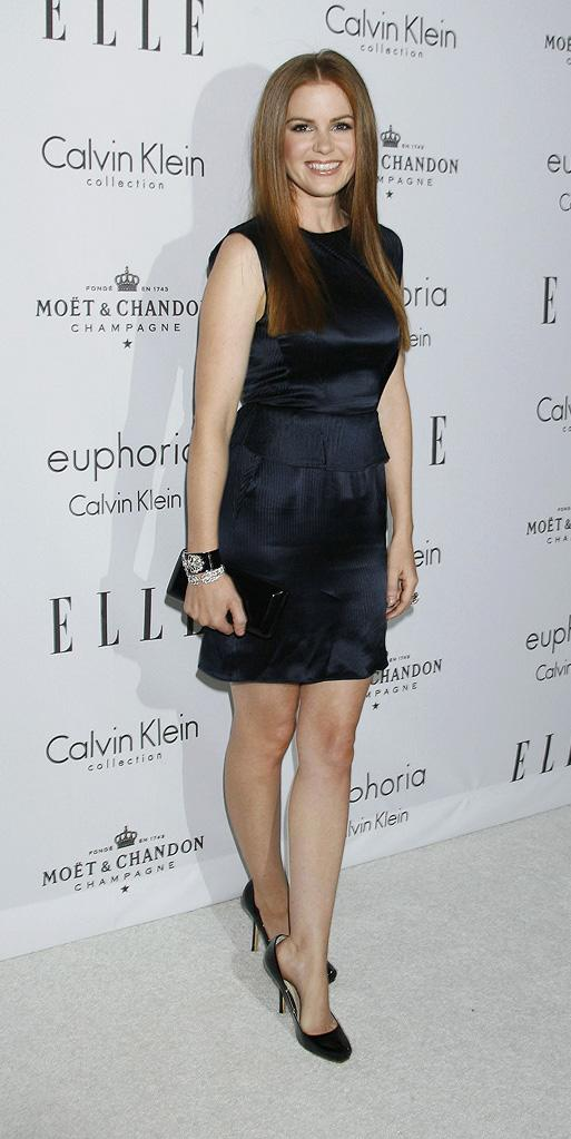15th Annual Women in Hollywood Event 2008 Isla Fisher