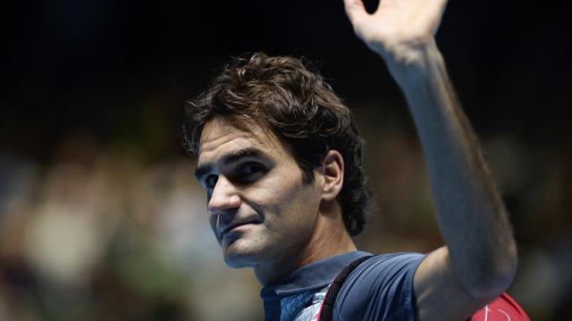 Tennis - Refreshed Federer makes encouraging start to year