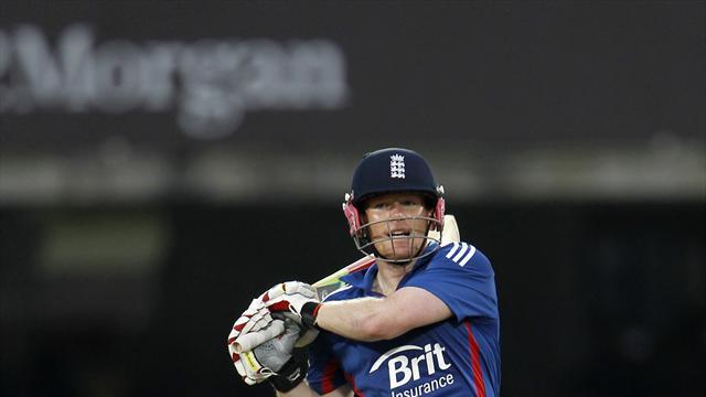 Cricket - England v New Zealand: T20 LIVE