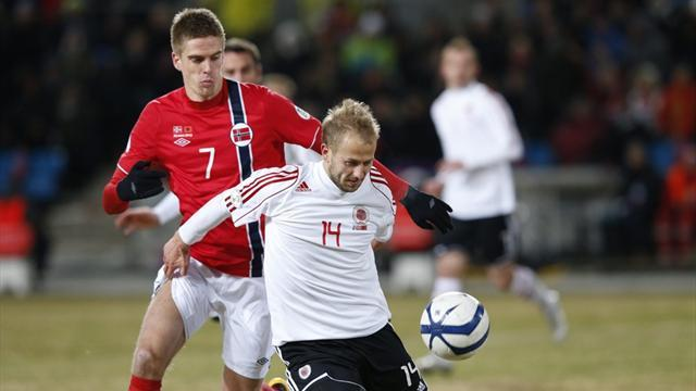 World Cup - Norway stunned by Albania