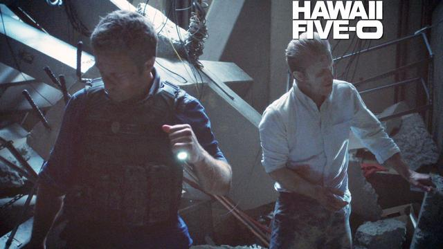 Hawaii Five-0 - Stop The Bleeding