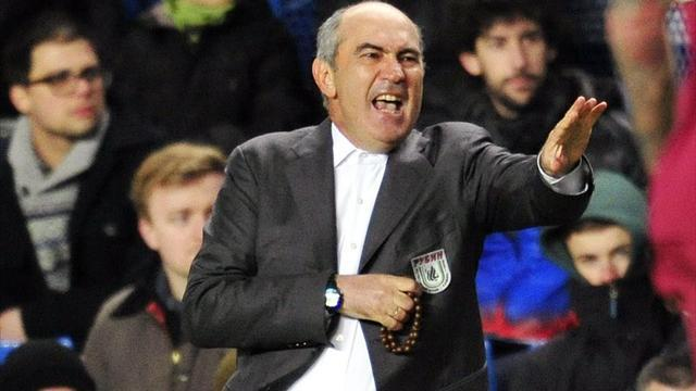 European Football - Rubin Kazan sack long-serving coach Berdyev