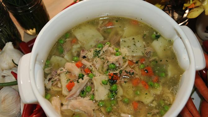 Emeril's Chicken and Dumplings