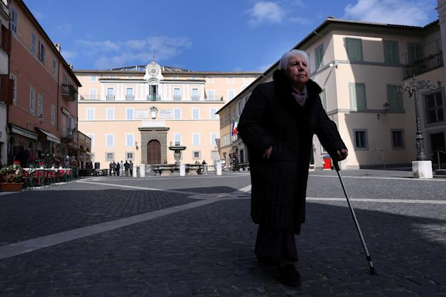 Castel Gandolfo - Benedict XVI's Residence During The Next Conclave