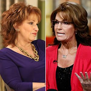 """Joy Behar Does Not Want Sarah Palin on The View: She Should """"Say Bye-Bye and Disappear"""""""