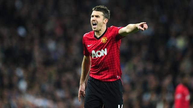 Football - Carrick nomination overdue - Fergie