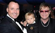 Sir Elton John 'Expecting Second Baby'