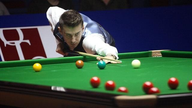 Snooker - Selby hits back to sink O'Sullivan
