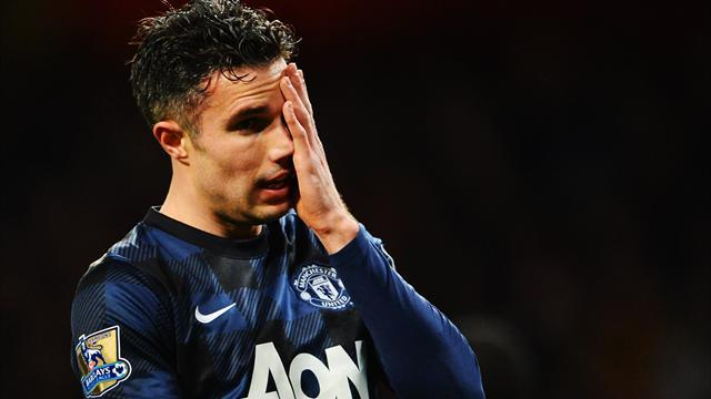 Premier League - Paper Round: RVP to consider his future in summer
