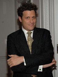 Designer Isaac Mizrahi is a judge on Project Runway All Stars
