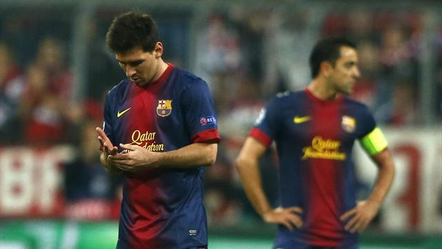 Champions League - The myth of Barcelona's brilliance
