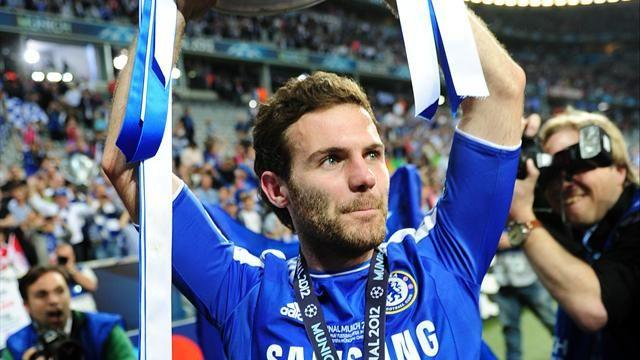 Europa League - Mata eyeing Euro double
