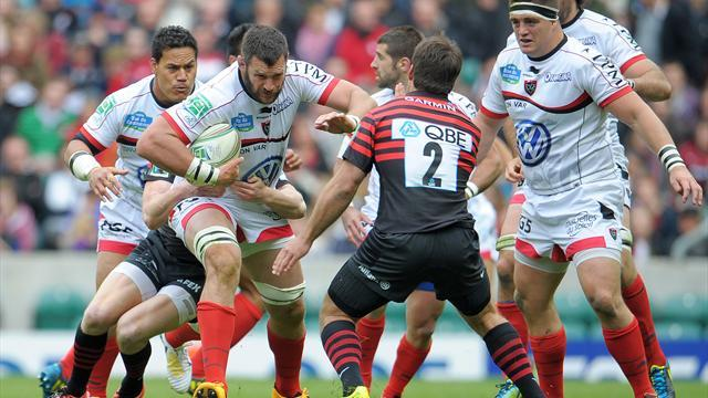 Heineken Cup - Fit Rossouw named in Toulon's team