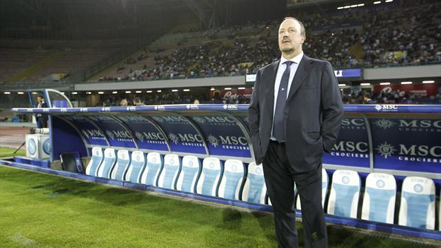 Serie A - Benitez victorious in Napoli opener