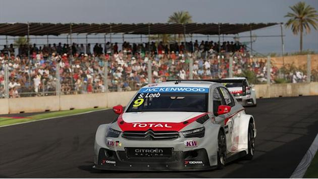 WTCC - Citroen delighted with 'dream start'