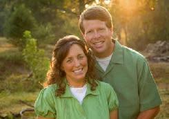 Michelle and Jim Bob Duggar -- TLC