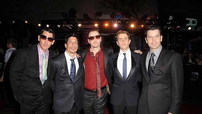 NKOTB Much Music Awards