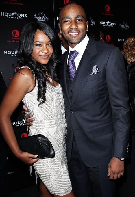 "Bobbi Kristina, ""Brother"" Nick Gordon Defend Relationship: ""It's Not Incest"""