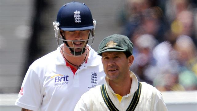 Cricket - Pietersen hails 'great' Ponting