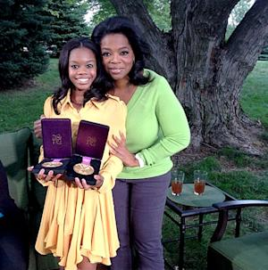 "Gabby Douglas Tells Oprah: ""I Was Bullied,"" Called ""Slave"" by Gymnasts in Virginia During Early Training"