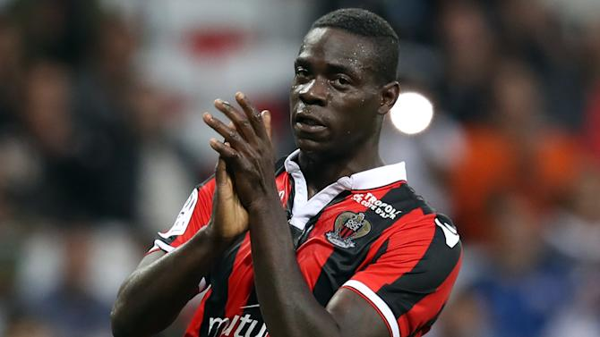 'We do not regret having Mario with us' - Nice president Rivere backs Balotelli