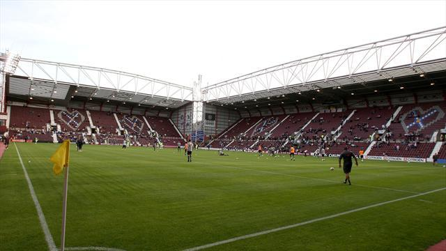 Scottish Premiership - Budge thankful to Hearts supporters