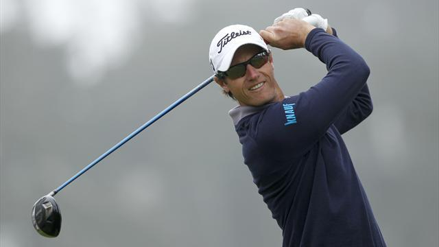 Golf - Colsaerts in opening World Match Play loss