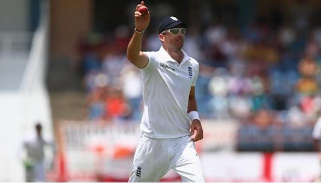 "James Anderson delighted with ""fairytale"" week of cricket with England"
