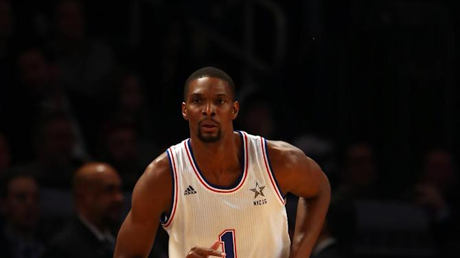 Heat say Bosh has been released from hospital