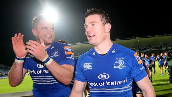 Jamie Heaslip suggests Brian O'Driscoll may play on another year