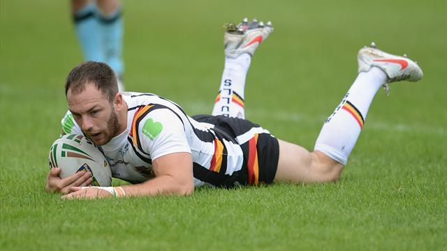 Rugby League - Gale returns from injury to boost Bulls squad