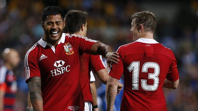 Lions Tour - O'Driscoll dropped as Lions make six changes