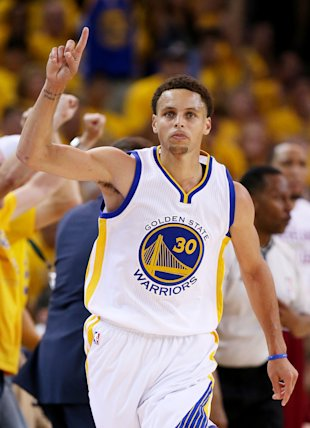 Will the Warriors still be No. 1 next June? (Ezra Shaw/Getty Images)