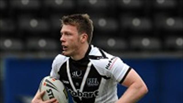 Rugby League - Black and Whites go down at Widnes