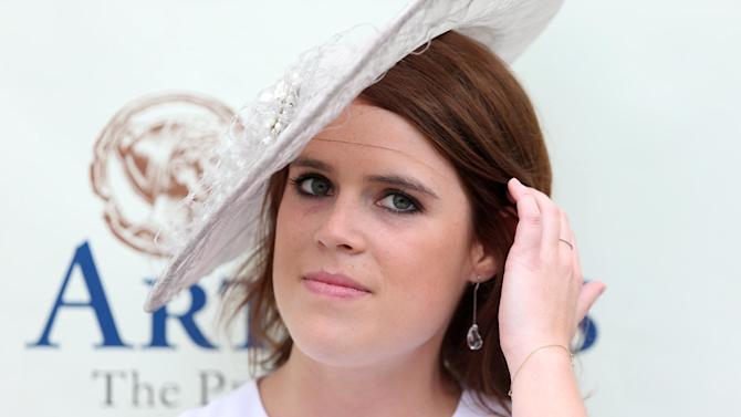 Princess Eugenie of York at Goodwood