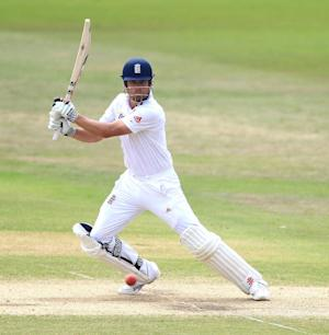 Alastair Cook's superb innings could yet save the first Test for England