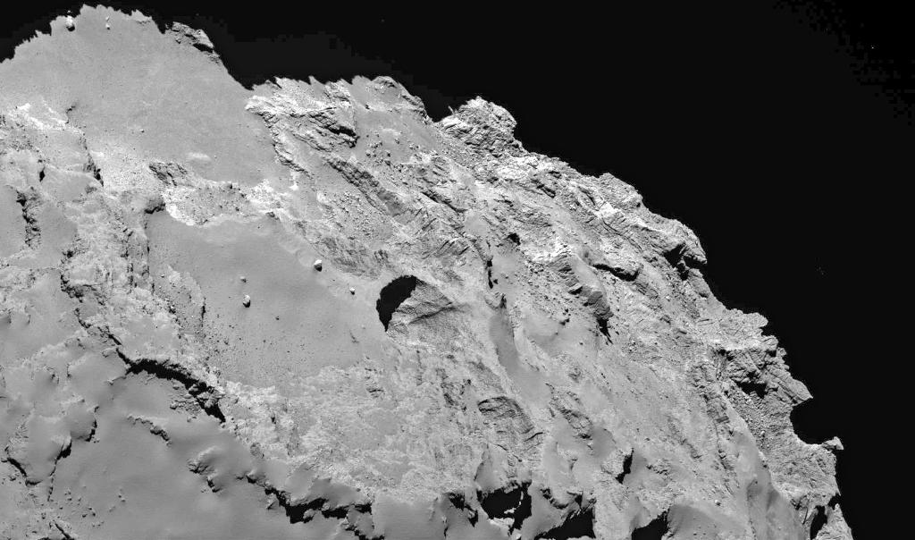Europe's comet-chasing Rosetta mission: timeline