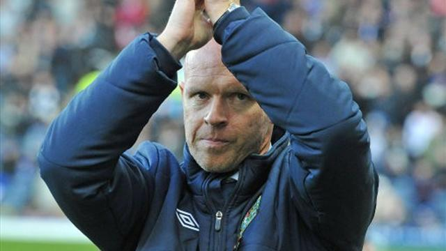 Championship - Berg fuming at Rovers display