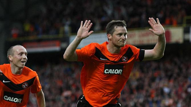Jon Daly has cited Shamrock Rovers as inspiration for Dundee United's Europa League bid