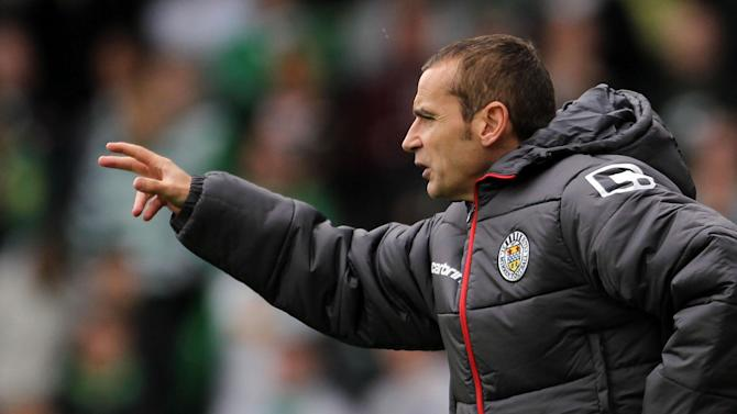 Danny Lennon's side host Hamilton in the Scottish Communities League Cup third round