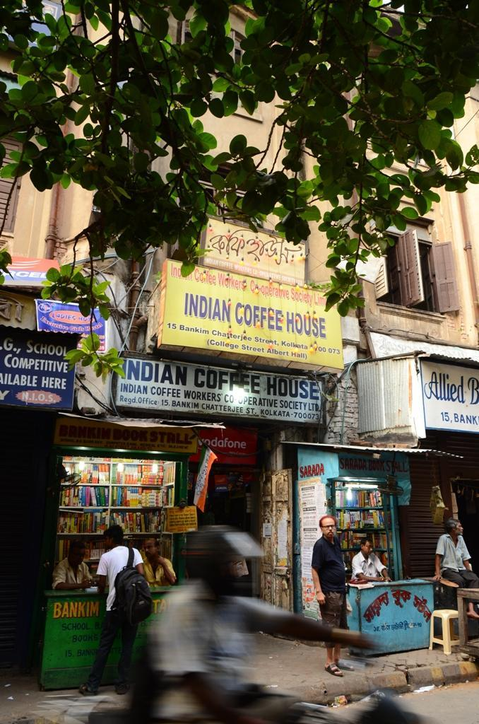 Coffee House on College Street, Kolkata